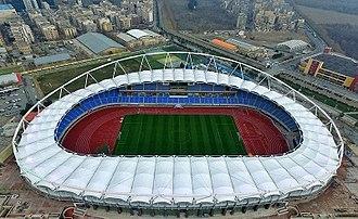 Mashhad - AQR Imam Reza Stadium