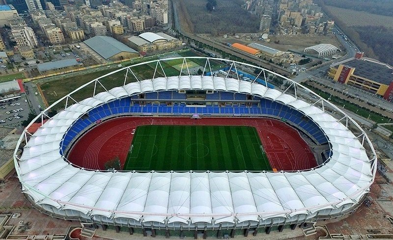 Imam Reza Stadium 2