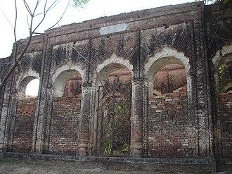 Imambara Ghufran Ma'ab - Imambara Ghufran Ma'ab in village-Nasirabad, Uttar Pradesh, India