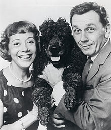Imogene Coca and King Donovan 1968.JPG