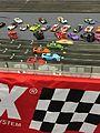 Inicio de carrera de coches a control remoto, Diecast Convention, Mexico 2017.jpg