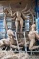 Initial framework of Durga Idol by Straw, Kumortuli.jpg