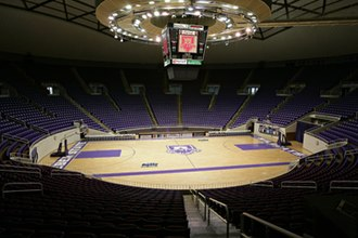 Dee Events Center - Image: Inside the Dee Events Center,Weber State University