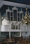 interieur, aanzicht orgel, orgelnummer 1755 - zevenhuizen - 20349274 - rce