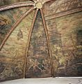 Interieur koor, gewelfschilderingen, overzicht vak 3 en 5 en gedeelte van vak 1 en 7, na restauratie - Warmenhuizen - 20356256 - RCE.jpg