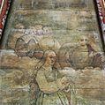 Interieur koor, gewelfschilderingen, vak 2, detail, na restauratie - Warmenhuizen - 20356233 - RCE.jpg