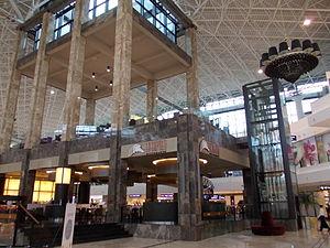 Palas Iași - Mall interior