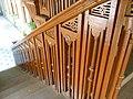 Interior staircase railing - Mukhi Mahal.jpg