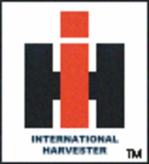 International Harvester strike of 1979–80 - The International Harvester logo.