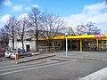 Invalidovna, stanice metra, od Molákovy.jpg