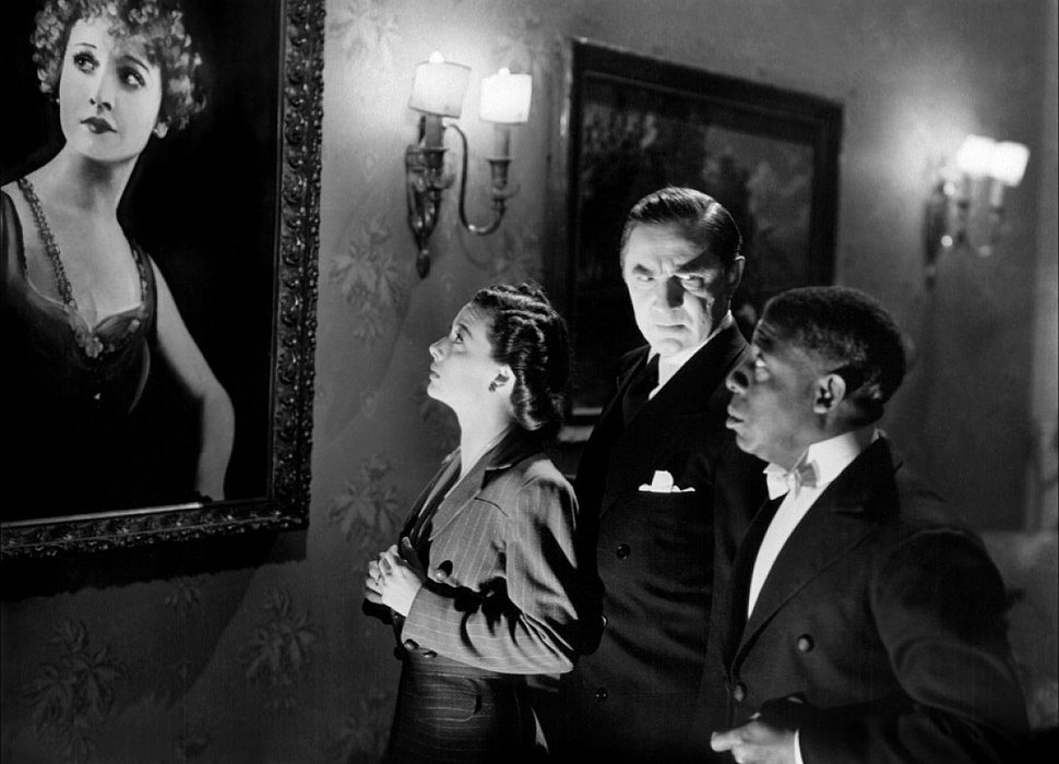 Invisible Ghost (1941) 1