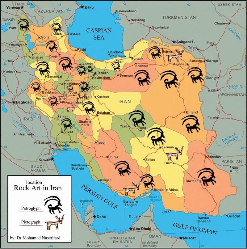 Iran-map 7