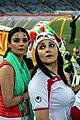 Iran fans - IRAN v QATAR - 2015 AFC Asian Cup SYDNEY.jpg