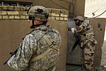 Iraqi and U.S. Soldiers Conduct Combined Cordon and Search DVIDS113995.jpg