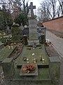 Irena Findeisen-Bellert grób.jpg