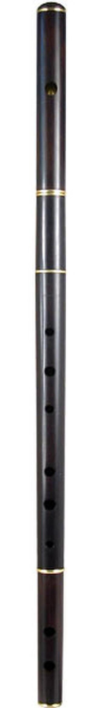Irish flute - A (keyless) wooden flute