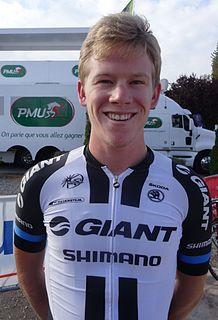 Lawson Craddock American road cyclist