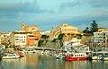 Isla de Menorca - Vista del puerto de Ciutadella desde la Estación Marítima - panoramio.jpg