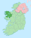 Island of Ireland location map Mayo.svg