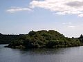 Isle of Innisfree as seen from the Rose of Innisfree Tourboat on Lough Gill, County Leitrim or County Sligo, Ireland - Flickr - Jay Sturner (1).jpg
