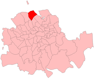 Islington North (UK Parliament constituency) - Islington North in London 1885–1918