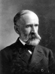 Israel Russell circa 1900