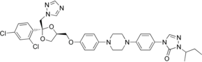 Itraconazole structure.png