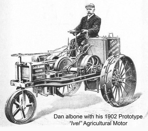 Ivel Tractor 1902