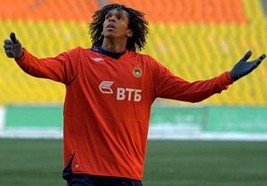 Jô - Jô with CSKA Moscow in 2007.