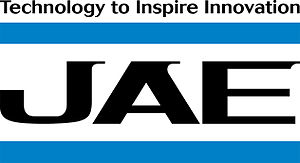 Japan Aviation Electronics - Image: JAE logo slogan