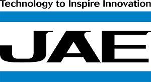 Japan Aviation Electronics - Image: JAE logo slogan
