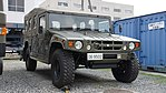 JGSDF High Mobility Vehicle(06-9502) right front view at Camp Akeno November 4, 2017.jpg