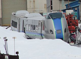 KiHa 285 series Japanese train type