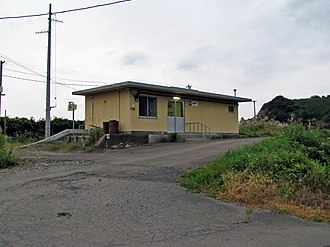 Oirase Station - Oirase Station in September 2009