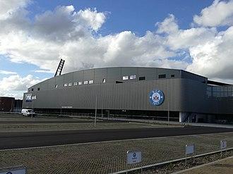 JYSK Park - External view of the Stadium