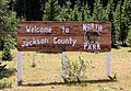 Jackson County (Colorado) sign.JPG