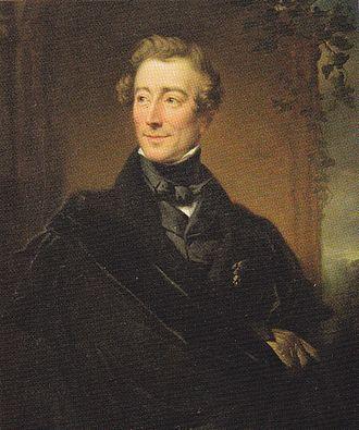 Jacob van Lennep - Image: Jacob Van Lennep JA Kruseman