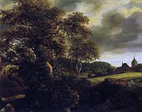 Jacob van Ruisdael - Hilly Landscape.jpg