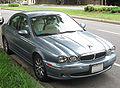 Jaguar X-Type -- 07-20-2009.jpg