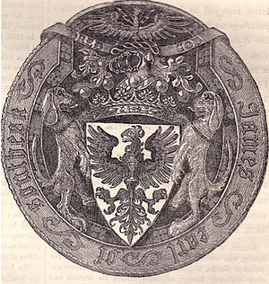 James Carnegie, 9th Earl of Southesk - His seal