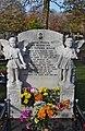 James Bulger's grave, Kirkdale Cemetery 2.jpg