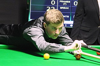 James Cahill (snooker player) - Paul Hunter Classic 2016