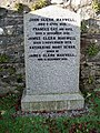 James Clerk Maxwell Grave - geograph.org.uk - 672166.jpg