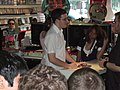 James Rolfe with fans 2008.jpg