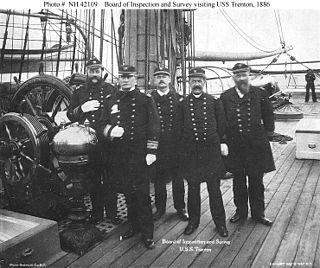 USS <i>Trenton</i> (1876) US Navy frigate (1876–1889)