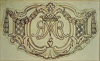 Modello with Marian Monogram