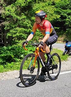 Jan Tratnik Slovenian cyclist