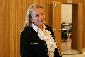 Janne Haaland Matláry - Janne Haaland Matláry