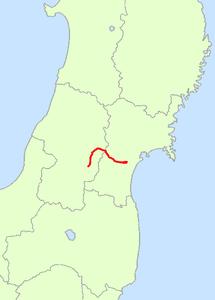国道48号's relation image