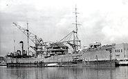Japanese seaplane carrier Notoro